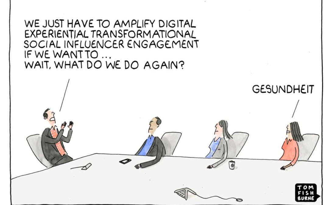 Der ultimative Guide zur Digitalen Transformation für Führungskräfte 2019