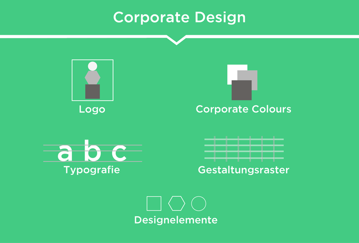 elemente corporate design