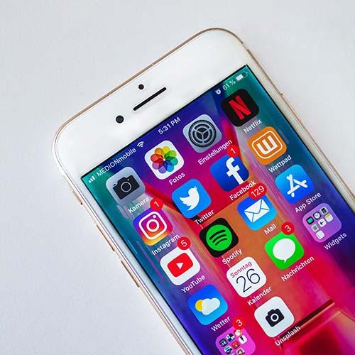 beste social media plattform für b2b