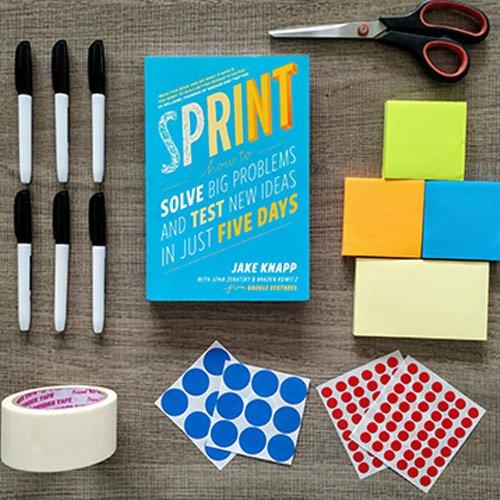 5 Tipps für den perfekten Design Sprint