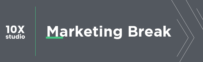 Marketing Break Newsletter