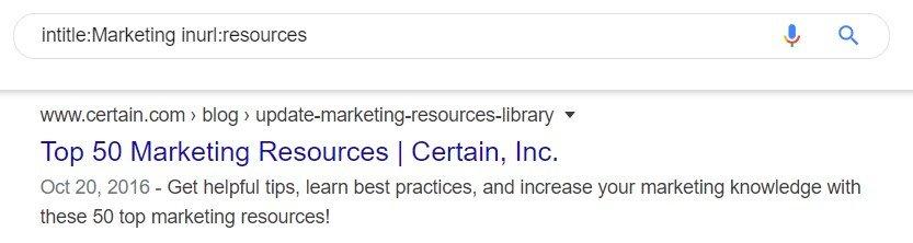 Backlink Aufbau durch Resource Pages
