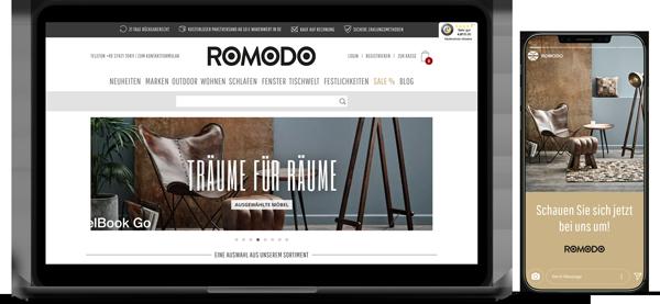 10xStudio Romodo UX
